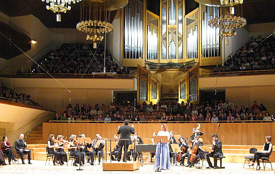 Auditorio Nacional de Madrid, Sala Sinfónica