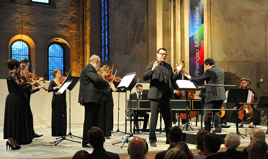 Rheingau Musik Festival, Kloster Eberbach