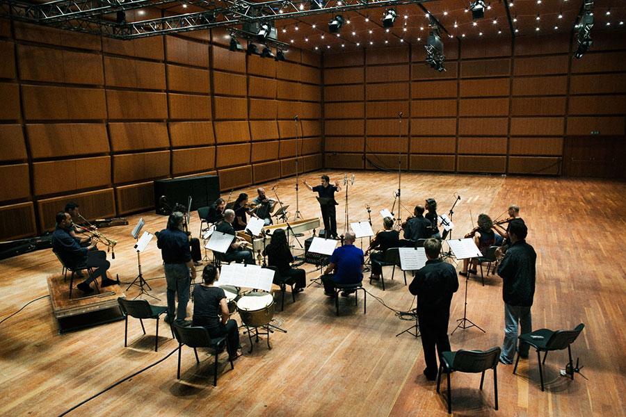 Auditorium Parco della Musica, Roma, Teatro Studio