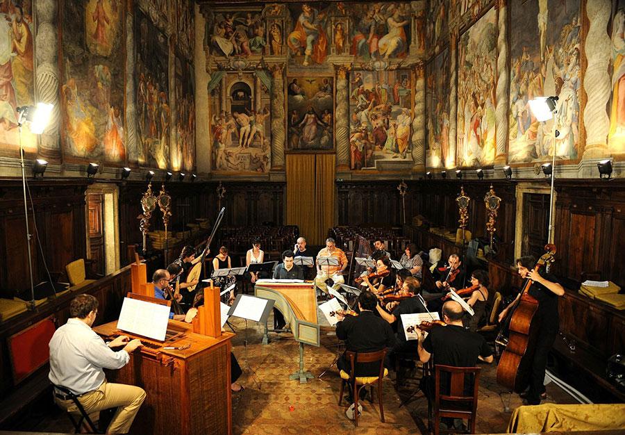 Oratorio del Gonfalone, Roma