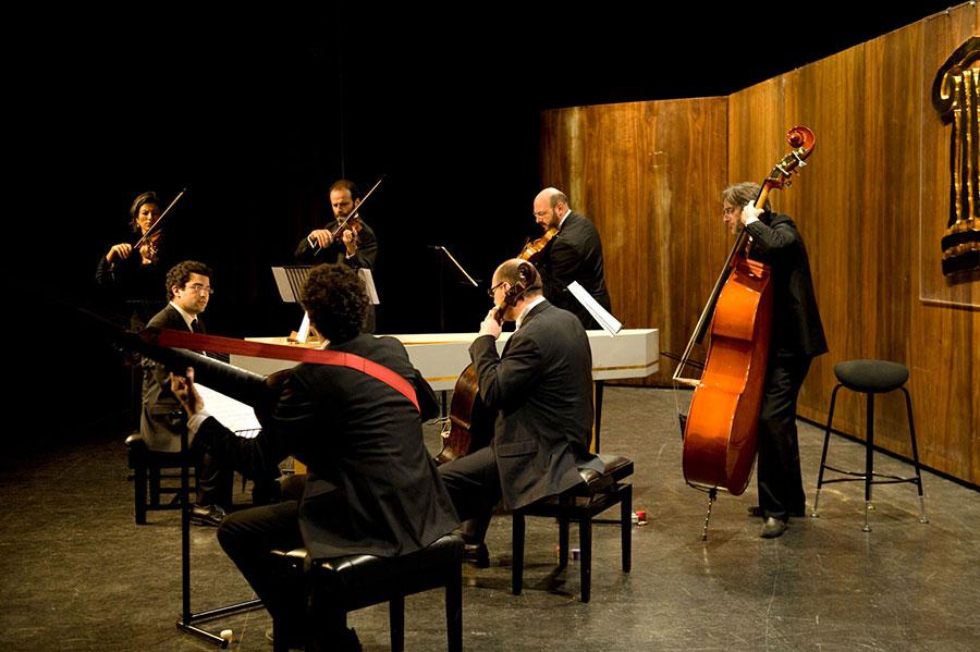 Al Bustan Festival, Beirut, Emile Bustani Auditorium