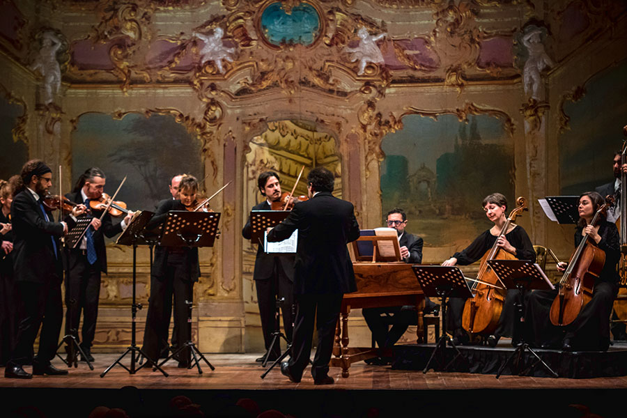 Valletta International Baroque Festival, Manoel Theatre