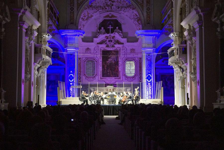 Auditorium San Romano, Lucca